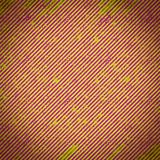 Vintage striped background. Vintage old paper with stripes Stock Photography