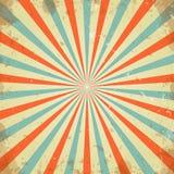 Vintage striped background stock illustration
