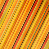Vintage striped paper Royalty Free Stock Photography