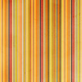 Vintage striped paper. On white Stock Images