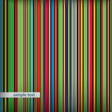 Vintage striped pattern background. Vector. Stock Images