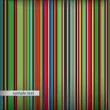 Vintage striped pattern background. Vector. Stock Images