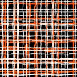 Vintage striped pattern with brushed lines Stock Photos