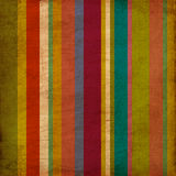 Vintage striped wallpaper pattern background Royalty Free Stock Photo