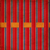 Vintage striped wallpaper pattern background Stock Photos