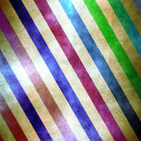 Vintage stripes royalty free stock photography