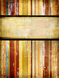 Vintage stripes Royalty Free Stock Images