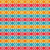 Vintage stripes seamless pattern Stock Images