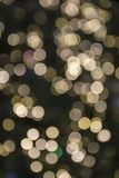 Vintage style abstract blur bokeh light. Defocused background. royalty free stock images
