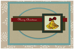 Vintage Style background Christmas and winter them Royalty Free Stock Photos