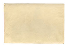 Free Vintage Style Brown Old Paper Texture Or Background, With Uneven Torn Edges Stock Photo - 95850370
