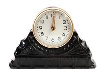 Vintage style clock Royalty Free Stock Photos