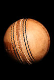 Vintage style cricket ball Stock Photos