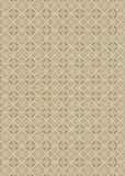 Vintage Style Decorative Pattern Stock Photo