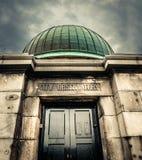 Vintage Style Edinburgh Observatory Stock Photography