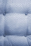 Vintage style fabric with button texture from sofa Stock Photo