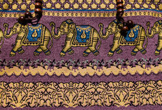Vintage style of fabric Royalty Free Stock Photography