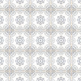 Vintage style floor tile pattern texture Stock Photos