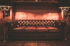 Vintage style interior Stock Photography