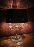 Vintage style lamp Stock Images