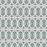 Vintage style netting seamless pattern. Stock Images