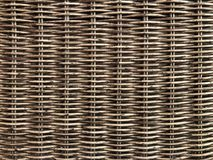 Vintage style.Old wicker weave texture background. Frame layout for advertisement. Natural product Stock Image