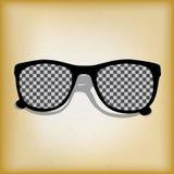 Vintage style shades background Stock Images