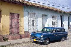 Vintage Style - trinidad, Cuba Stock Image