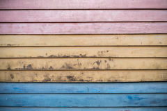 Vintage style wood panel / wall Stock Photos