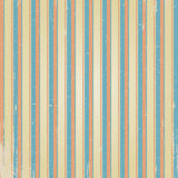 Vintage styled background. Vintage styled vector blue background in stripes Stock Image