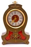 Vintage stylish clock Stock Photo