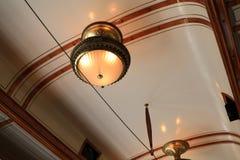 Vintage stylish light. Royalty Free Stock Images
