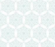 Vintage stylized ornament pattern Stock Images