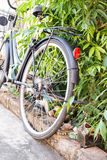 Vintage stylized photo of Old bicycle Royalty Free Stock Photo