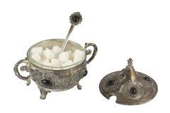 Free Vintage Sugar Bowl Royalty Free Stock Photos - 15015278