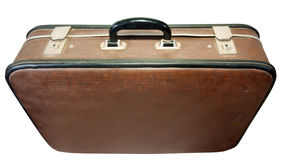 Vintage suit-case Royalty Free Stock Image