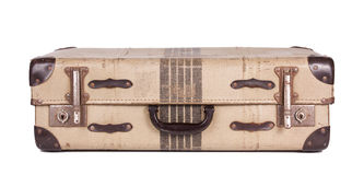 Vintage Suitcase Royalty Free Stock Photography