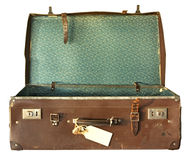 Free Vintage Suitcase, Open Royalty Free Stock Image - 3843456