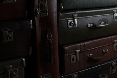 Free Vintage Suitcases Stock Photos - 60150883