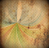 Vintage Sunbeams Abstract Background Royalty Free Stock Images