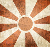 Vintage sunbeams design background Royalty Free Stock Photography