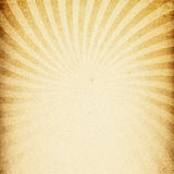 Vintage sunburst image Stock Photography
