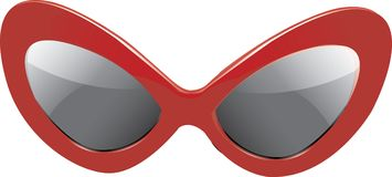 Vintage Sunglass Royalty Free Stock Images