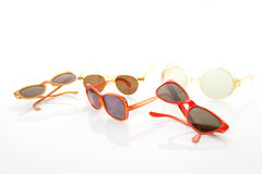 Vintage sunglasses. Stock Photos