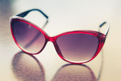 Vintage sunglasses Stock Photography
