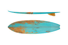 Vintage surfboard Stock Photography