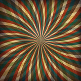 Vintage swirl rays background. Stock Photo