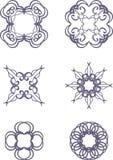 Vintage symbol Stock Image