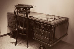 Vintage table Royalty Free Stock Photography