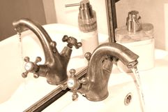 Vintage tap Stock Images